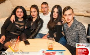 DEBRECEN, PINCE CAFÉ & MUSIC CLUB - 2015. MÁRCIUS 21., SZOMBAT