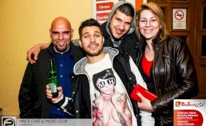 DEBRECEN, PINCE CAFÉ & MUSIC CLUB - 2015. ÁPRILIS 4., SZOMBAT