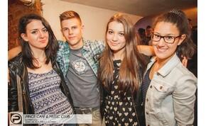 DEBRECEN, PINCE CAFÉ & MUSIC CLUB - 2015. MÁJUS 2., SZOMBAT