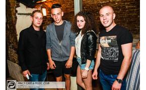 DEBRECEN, PINCE CAFÉ & MUSIC CLUB - 2015. MÁJUS 9., SZOMBAT