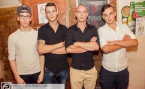 DEBRECEN, PINCE CAFÉ & MUSIC CLUB - 2015. AUGUSZTUS 8., SZOMBAT