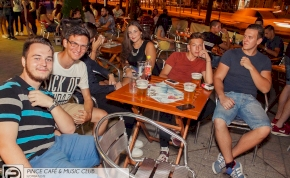DEBRECEN, PINCE CAFÉ & MUSIC CLUB - 2015. AUGUSZTUS 29., SZOMBAT
