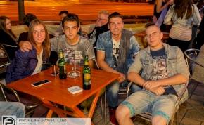 DEBRECEN, PINCE CAFÉ & MUSIC CLUB - 2015. SZEPTEMBER 12., SZOMBAT