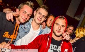 DEBRECEN, PINCE CAFÉ & MUSIC CLUB - 2015. OKTÓBER 3., SZOMBAT