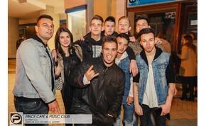 DEBRECEN, PINCE CAFÉ & MUSIC CLUB - 2015. OKTÓBER 24., SZOMBAT