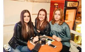 DEBRECEN, PINCE CAFÉ & MUSIC CLUB - 2016. MÁRCIUS 5., SZOMBAT
