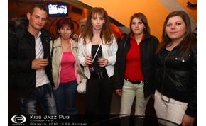 Debrecen, Kis Jazz Pub - 2010. október 23. szombat