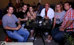 Debrecen, Kis Jazz Pub - 2013. Július 6., Szombat