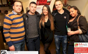Debrecen, Kis Jazz Pub- 2013. December 14., szombat este