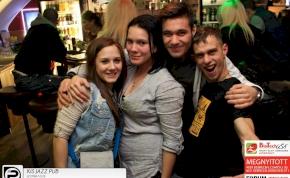 Debrecen, Kis Jazz Pub- 2014. Január 11., szombat este