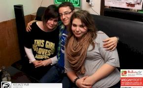 Debrecen, Kis Jazz Pub - 2014. Március 29., Szombat