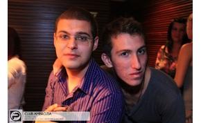 Hajdúszoboszló, Club Ambrozia - 2012. Szeptember 8. Szombat
