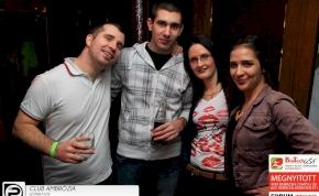 Hajdúszoboszló, Club Ambrózia- 2014. Február 1., szombat este