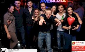 Hajdúszoboszló, Club Ambrózia- 2014. Február 15., szombat este