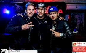 Debrecen, Club Ambrózia- 2014. Április 19., szombat este