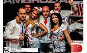Hajdúszoboszló, Club Ambrózia- 2014. Május 3., szombat este