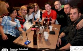 Debrecen, Pikoló Söröző - 2012. április 13. Péntek