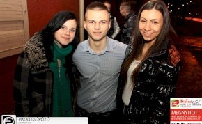 Debrecen, Pikoló Söröző 2014. január 18., szombat este