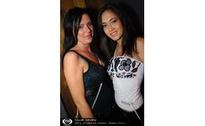 Nyíregyháza, Club Seven - 2010. október 20. szerda