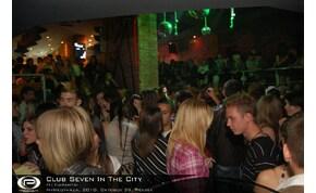 Nyíregyháza, Club Seven - 2010. október 29. péntek