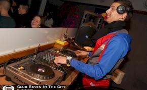 Nyíregyháza, Club Seven In The City - 2011. január 7.  Péntek