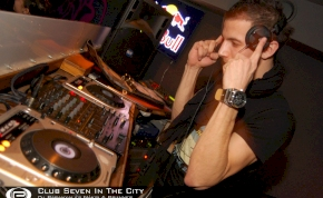 Nyíregyháza, Club Seven In The City - 2011. január 21. Péntek