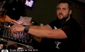 Nyíregyháza, Club Seven In The City - 2011. január 24. Hétfő