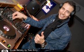 Nyíregyháza, Club Seven In The City - 2011. február 25. Péntek