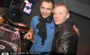 Nyíregyháza, Club Seven In The City - 2011. március 4. Péntek