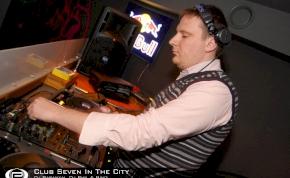 Nyíregyháza, Club Seven In The City - 2011. Március 14. Hétfő