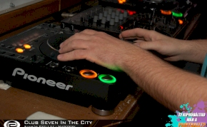 Nyíregyháza, Club Seven In The City - 2011. Március 30. Szerda