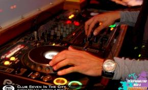 Nyíregyháza, Club Seven In The City - 2011. Április 6. Szerda