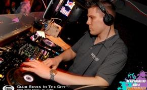Nyíregyháza, Club Seven In The City - 2011. Április 8. Péntek