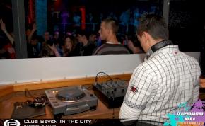 Nyíregyháza, Club Seven In The City - 2011. Április 15. Péntek