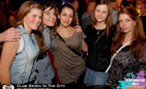 Nyíregyháza, Club Seven In The City - 2011. Április 27. Szerda