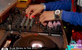 Nyíregyháza, Club Seven In The City - 2011. Április 29. Péntek