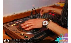 Nyíregyháza, Club Seven In The City - 2011. Május 6. Péntek