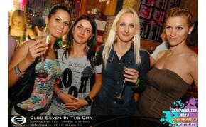 Nyíregyháza, Club Seven In The City - 2011. Május 11. Szerda