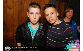 Nyíregyháza, Club Seven In The City - 2011. Május 13. Péntek