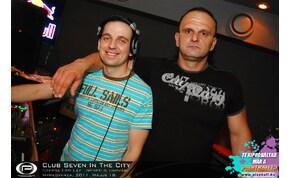Nyíregyháza, Club Seven In The City - 2011. Május 18. Szerda