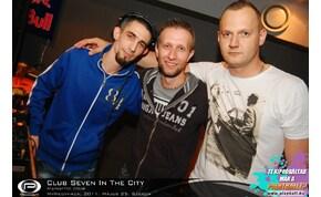 Nyíregyháza, Club Seven In The City - 2011. Május 25. Szerda