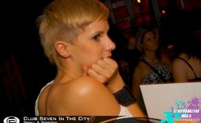 Nyíregyháza, Club Seven In The City - 2011. Június 3. Péntek
