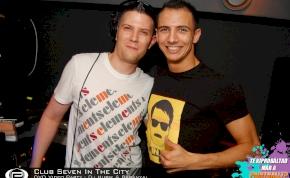 Nyíregyháza, Club Seven In The City - 2011. Június 10. Péntek