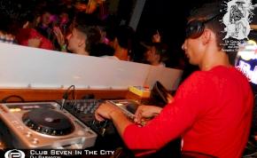 Nyíregyháza, Club Seven In The City - 2011. Július 8. Péntek