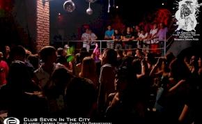 Nyíregyháza, Club Seven In The City - 2011. Július 15. Péntek