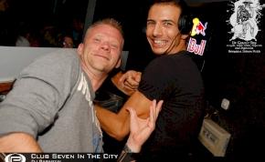 Nyíregyháza, Club Seven In The City - 2011. Július 22. Péntek