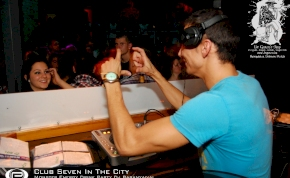 Nyíregyháza, Club Seven In The City - 2011. Július 29. Péntek