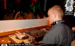 Nyíregyháza, Club Seven In The City - 2011. Augusztus 19. Péntek