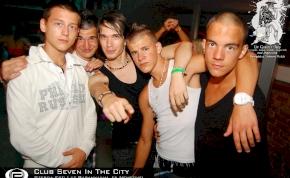 Nyíregyháza, Club Seven In The City - 2011. Augusztus 24. Szerda