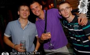 Nyíregyháza, Club Seven In The City - 2011. Szeptember 14. Szerda